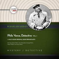 Philo Vance, Detective, Vol. 1 - Hollywood 360