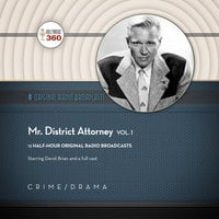 Mr. District Attorney, Vol. 1 - Hollywood 360