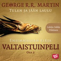 Valtaistuinpeli - osa 2 - George R.R. Martin
