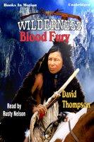 Blood Fury - David Thompson