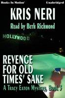 Revenge for old times' sake - Kris Neri