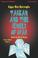 Tarzan And The Jewels Of Opar - Edgar Rice Burroughs