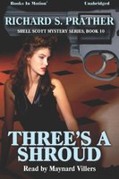 Three's A Shroud - Richard S. Prather
