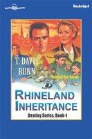 Rhineland Inheritance - T. Davis Bunn