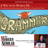 A Way With Words III: Grammar for Adults - Michael Drout