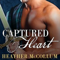 Captured Heart - Heather McCollum