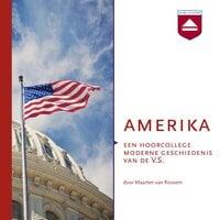 Amerika - Maarten van Rossem