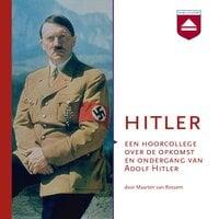 Hitler - Maarten van Rossem