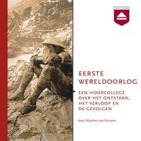 Eerste Wereldoorlog - Maarten van Rossem