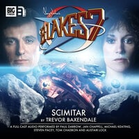 Blake's 7 - The Classic Adventures - Scimitar - Trevor Baxendale