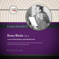 Boston Blackie, Vol. 2 - Hollywood 360