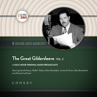 The Great Gildersleeve, Vol. 2 - Hollywood 360, NBC Radio