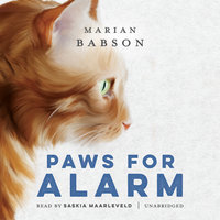 Paws for Alarm - Marian Babson