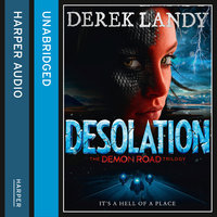 Desolation - Derek Landy