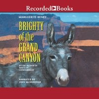 Brighty of the Grand Canyon - Marguerite Henry