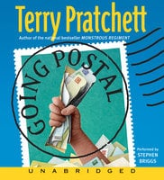 Going Postal - Terry Pratchett