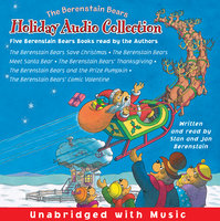The Berenstain Bears Holiday Audio Collection - Jan Berenstain