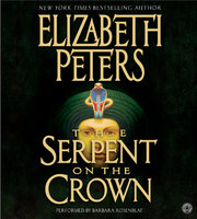 Serpent on the Crown - Elizabeth Peters