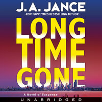 Long Time Gone - J.A. Jance