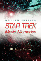 STAR TREK MOVIE MEMORIES - William Shatner