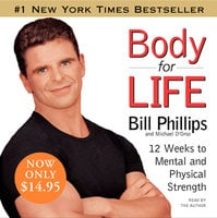 Body For Life - Bill Phillips,Michael D'Orso