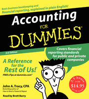 Accounting for Dummies 3rd Ed. - John A. Tracy