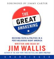 The Great Awakening - Jim Wallis