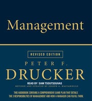 Management Rev Ed - Peter F. Drucker