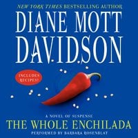 The Whole Enchilada - Diane Mott Davidson