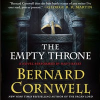 The Empty Throne - Bernard Cornwell