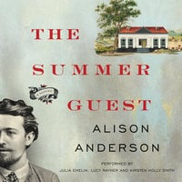 The Summer Guest - Alison Anderson