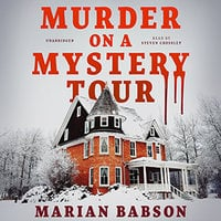 Murder on a Mystery Tour - Marian Babson