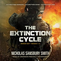 The Extinction Cycle Boxed Set, Books 1-3 - Nicholas Sansbury Smith