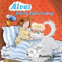 Alva 4 - Alvas bästa födelsedag - Pernilla Gesén