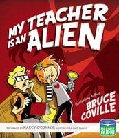 My Teacher is an Alien - Bruce Coville