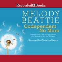 Codependent No More - Melody Beattie
