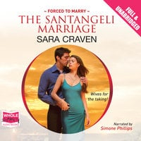 The Santangeli Marriage - Sara Craven