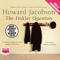The Finkler Question - Howard Jacobson (Ph.D.)