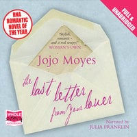 Last Letter from Your Lover - Jojo Moyes