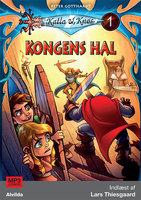 Katla og Knøs 1: Kongens hal - Peter Gotthardt