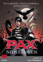 PAX 1: Nidstangen - Åsa Larsson, Ingela Korsell, Henrik Jonsson, Ingela Korseel