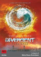 Divergent 3: Fornyeren - Veronica Roth
