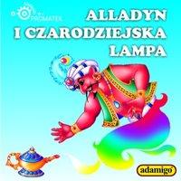 Alladyn i czarodziejska lampa - Magdalena Kuczyńska
