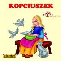 Kopciuszek - Magdalena Kuczyńska