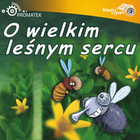 O wielkim leśnym sercu - Ryszard Adam Gruchawka