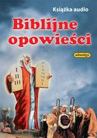 Biblijne Opowieści - Magdalena Kuczyńska
