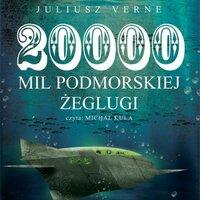 Dwadzieścia tysięcy mil podmorskiej żeglugi - Juliusz Verne