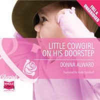 Little Cowgirl on his Doorstep - Donna Alward