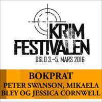 Krimfestivalen 2016 - Bokprat