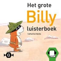 Het grote Billy luisterboek - Catharina Valckx